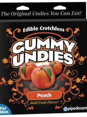 Gummy edible undies