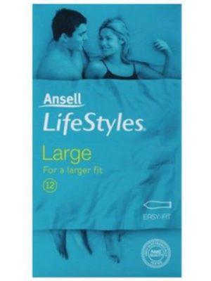 Large condoms