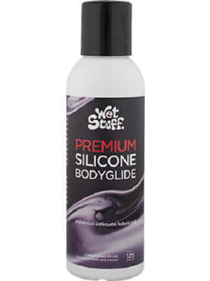 silicone lubricant for sex