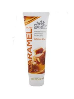 edible caramel lubricant