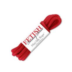 mini silk rope restraints
