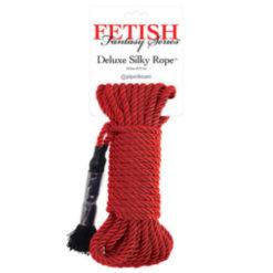 Bondage silky rope