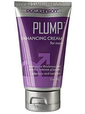 Plump penis enhancing cream