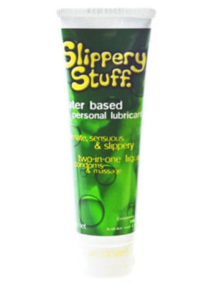 slippery lube