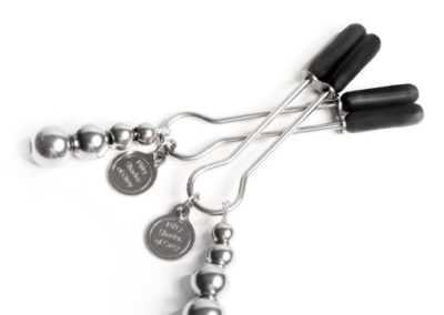 Gia joy fifty shades of grey nipple clamps