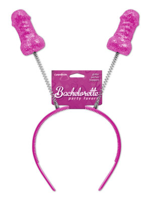 bachelorette headband boppers