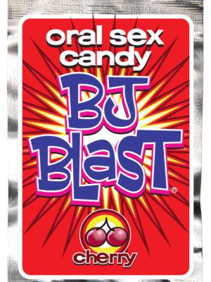 bj blast oral sex candy cherry