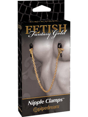 gold nipple clamps