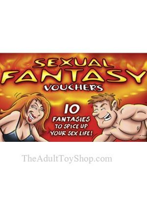 Sexual fantasy Vouchers