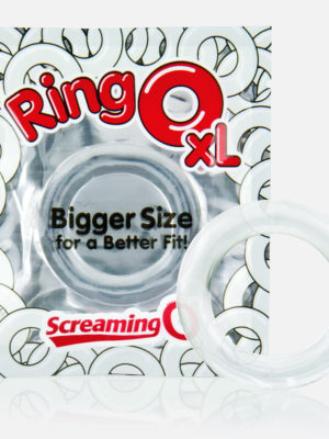 clear ringo XL cock ring