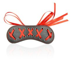 red ribbon eye mask from Rated R