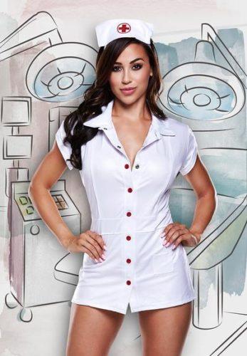 sexy nurse outfit baci