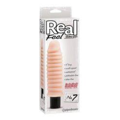 real feel vibrator box