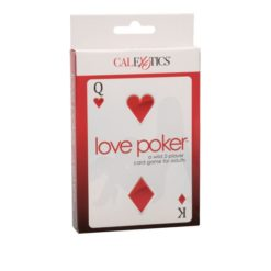 love poker adult card game for two players