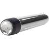 precious metal gems silver vibrator