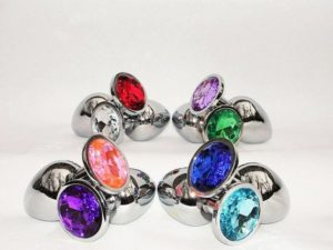 why choose a jewel butt plug Tabu adult boutique article NZ