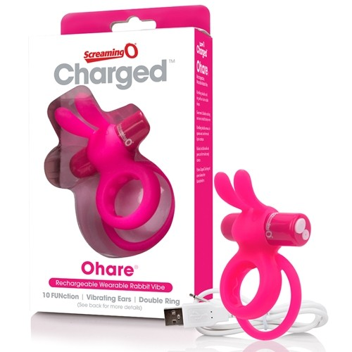 ohare charged pink