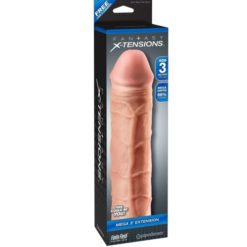 three inch penis extension sleeve