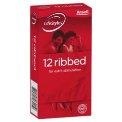 pack of ribbed condoms NZ