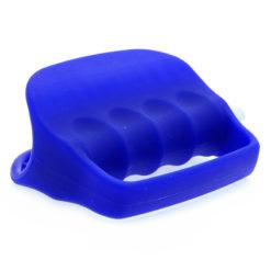 blue vibrating sleeve