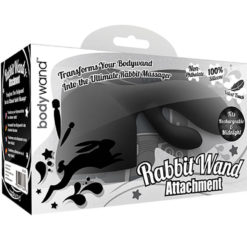 body wand rechargeable attachment