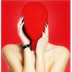 subjugation mask red